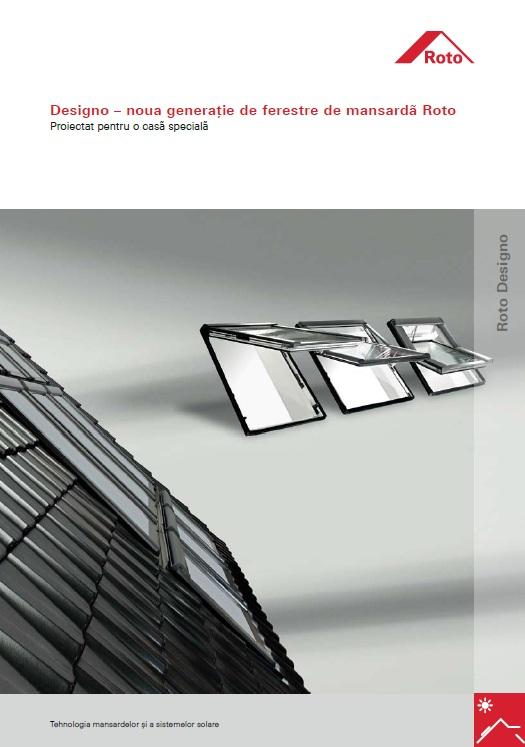 ferestre de mansarda roto lindab geo construct. Black Bedroom Furniture Sets. Home Design Ideas
